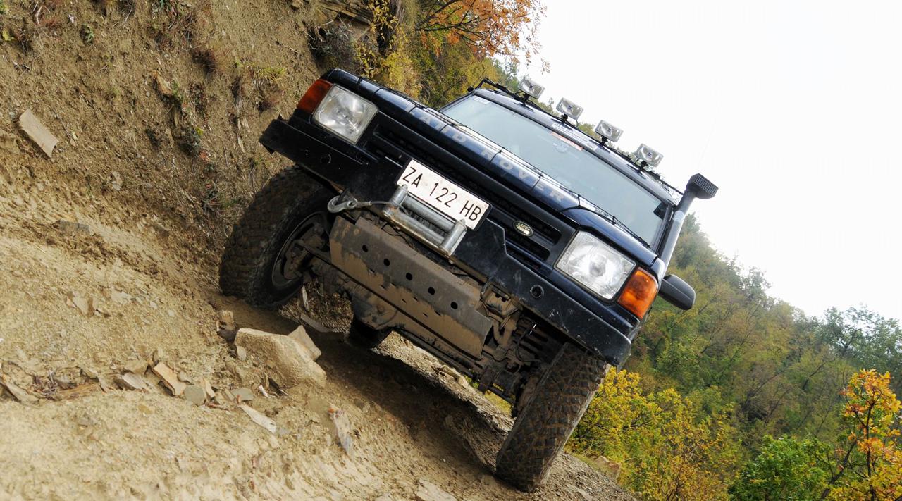 Elaborazione 4x4 Toyota Land Cruiser Kdj125 3 0 Offroadweb