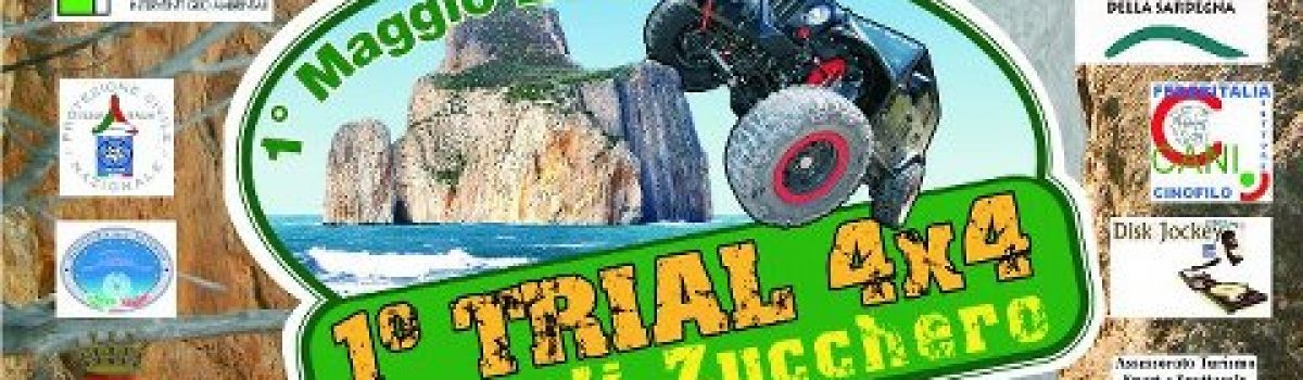 FederItalia Motori & Club QuattroXQuattro-Matti – 1° Trial 4×4 Pan di Zucchero