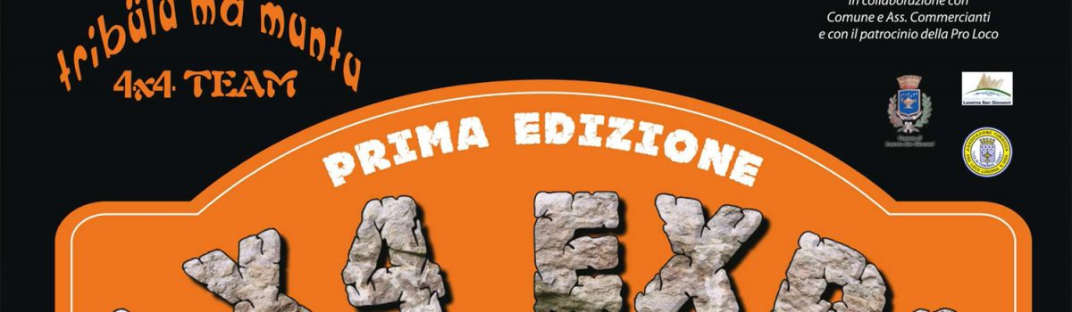 4×4 Expo Valpellice 20 – 22 Luglio 2012 Luserna San Giovanni (To)