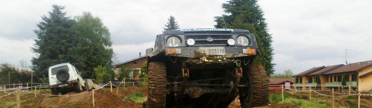 4 Zampe Off-Road – Cagno Motor Story – 5-6 maggio 2012
