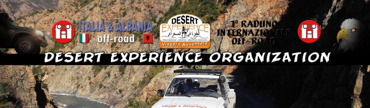 1° Raduno Internazionale Off Road Shqiperia dal 9 al 17 giugno 2012