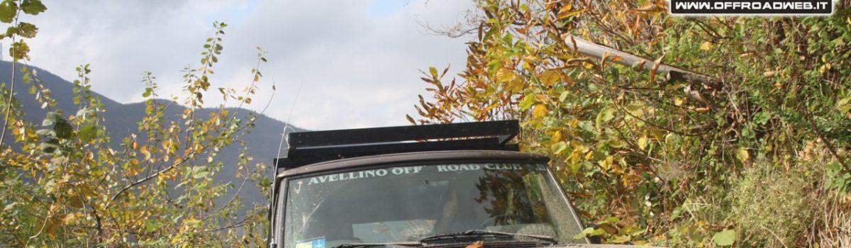 Avellino Off Road Club 4×4 – 7° Raduno Nazionale dei Monti Picentini 20 maggio 2012