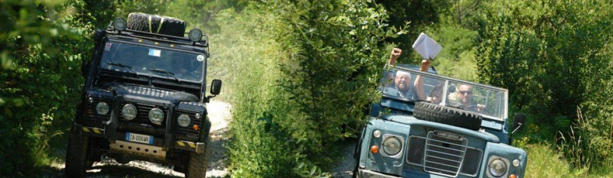 18° Meeting Nazionale Fuoristrada Montegrappa – Possagno 17 Giugno 2012