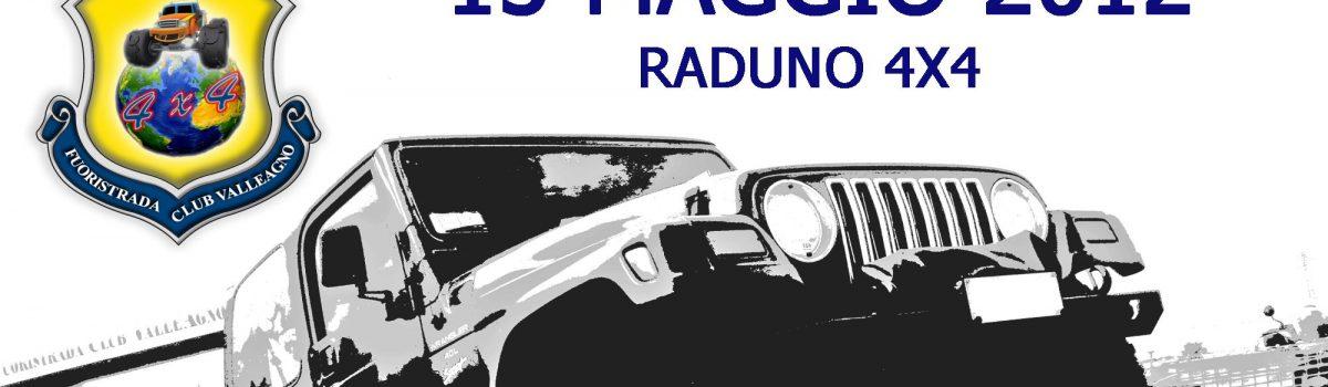 Fuoristrada Club Valleagno – 17° Raduno FCV – 13 maggio 2012