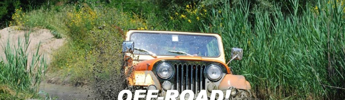 Off Road Fuoristrada Club Versilia – Cap Day 20 maggio 2012