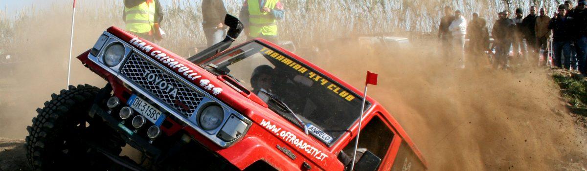 3ª Prova Campionato Trial 4×4 Sicilia 3 Giugno 2012