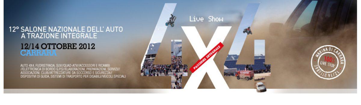 4X4 FEST – 12° Salone nazionale dell'auto a trazione integrale