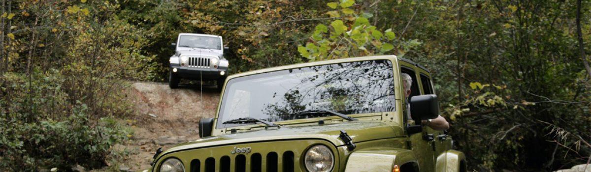 Raduno Monomarca JEEP – 7 ottobre 2012