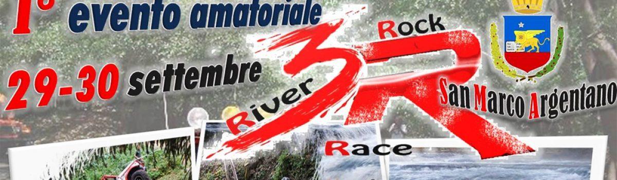 3R Rock River Race – 1° evento amatoriale – 29/30 settembre 2012