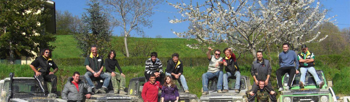 1° Raduno Turistico Dal Mare ai Monti – Club a tutto Gas Off Road – 2 Settembre 2012