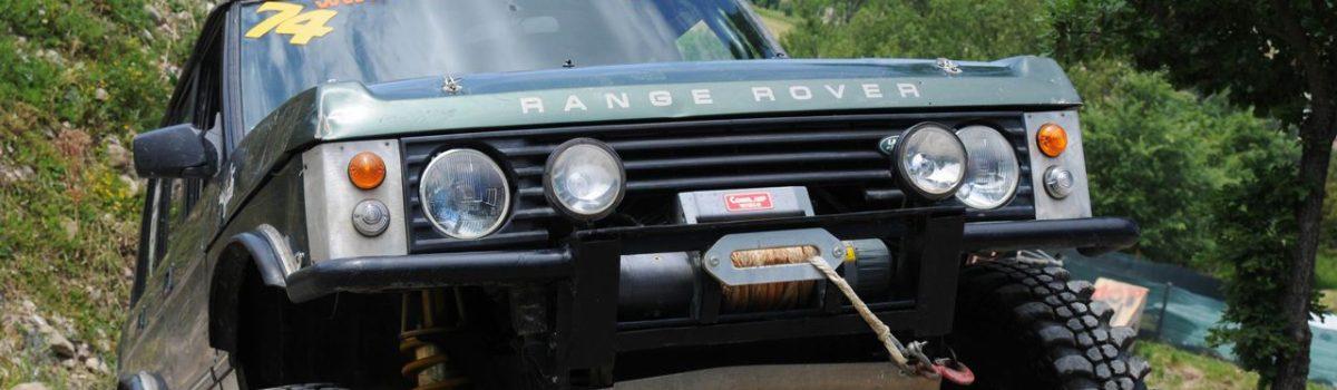 Elaborazione 4×4 Range Rover 3.9 V8