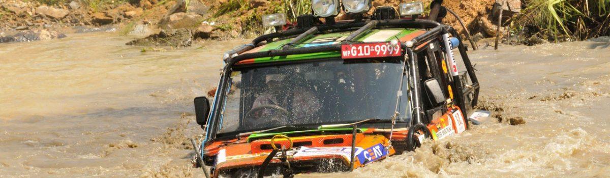 RFC Sri Lanka Taprobana 4×4 Challenge 7-14 ottobre 2011