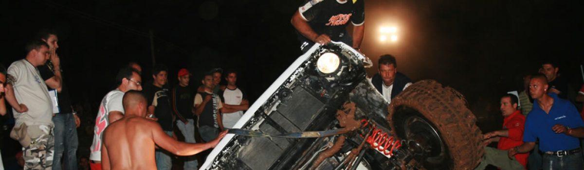 Club 4×4 Cassibile 2° Torneo in 4×4 – Gara Trial 16 Giugno 2007