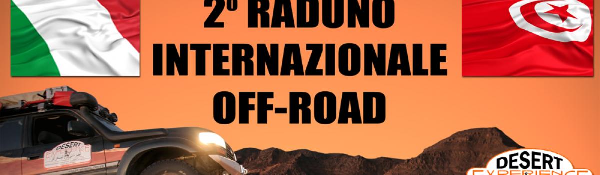 """2° Raduno Internazionale """"Italia & Tunisia"""" 2012-2013"""