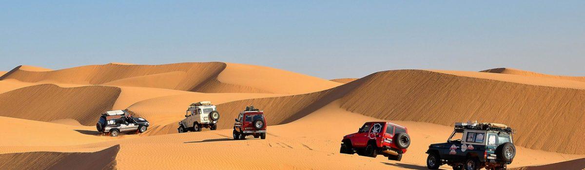 """Viaggio """"Tunisia 4×4"""", Passaggio a Sud-Ovest"""