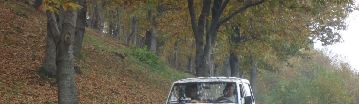 Club Irpiniafuoristrada – 11° Raduno I Feudi dell'Irpinia – 11 novembre 2012