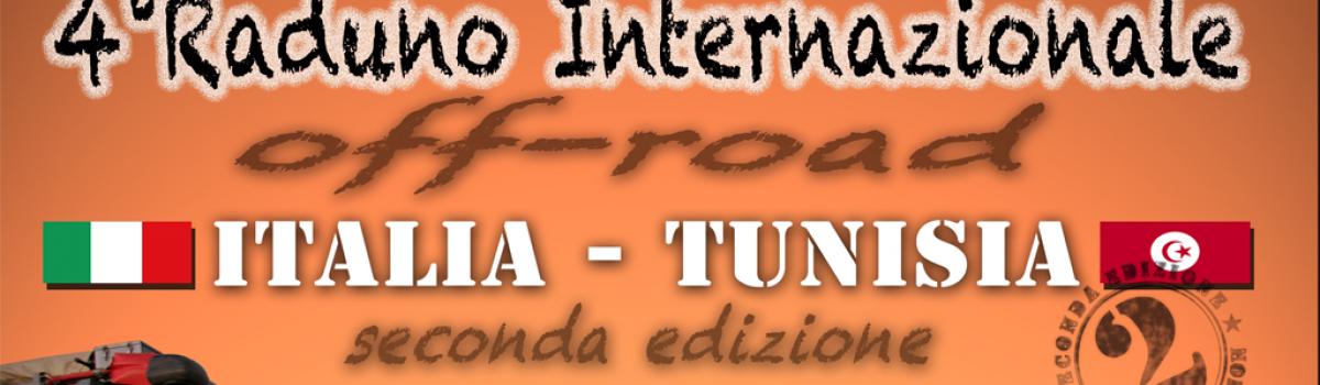 """4° Raduno Internazionale """"Italia & Tunisia"""""""