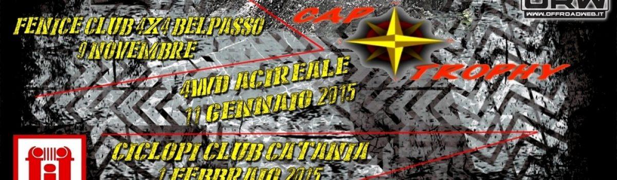 Trofeo Cap Trophy Sicilia By F.I.F. 2014 – 2015