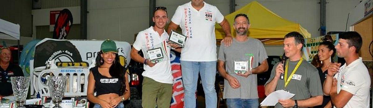 Campionato Italiano XTC 4X4 – Premiazione Campioni Italiani 2014 – 4×4 Fest Carrara (MS) 12 Ottobre 2014