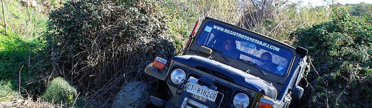 Mud Experience 2014 – Ciclopi Catania Club 4×4 FIF – 14 dicembre 2014