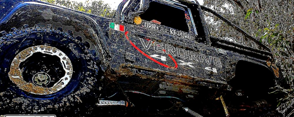 4×4 Club OverDrive – II° OVER DAY 20-21 Giugno 2015