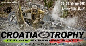 CROATIA TROPHY  ITALIAN EXPERIENCE 2017  23 – 26 febbraio 2017