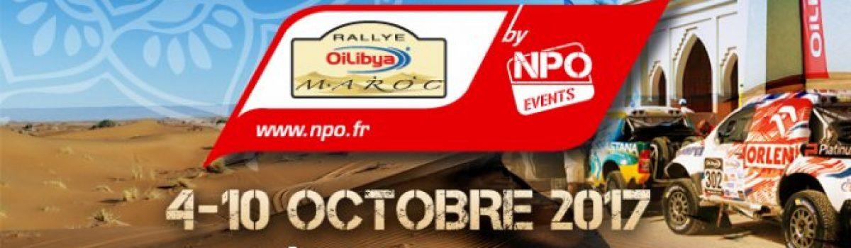 OiLibya Rally del Marocco 2017