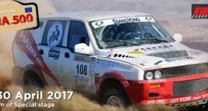 Ssangyong BAJA 500 Bucarest 28-30 APRILE 2017