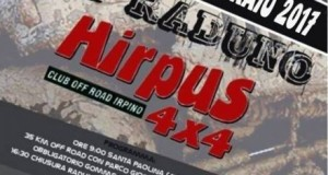 VII HIRPUS 4X4 by FIF – 5 FEBBRAIO 2017