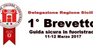 1° BREVETTO GUIDA SICURA 11-12 MARZO 2017