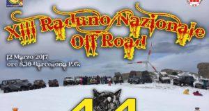 13° RADUNO NAZIONALE F.I.F. 12 Marzo 2017