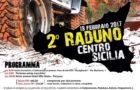 2° RADUNO CENTRO SICILIA 19 Febbraio 2017