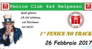 1° FENICE NO TRACK – RADUNO NAZIONALE F.I.F. 26 Febbraio 2017