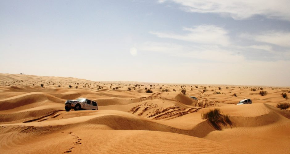 Mitsubishi Club Italy Merzouga Expedition 2017