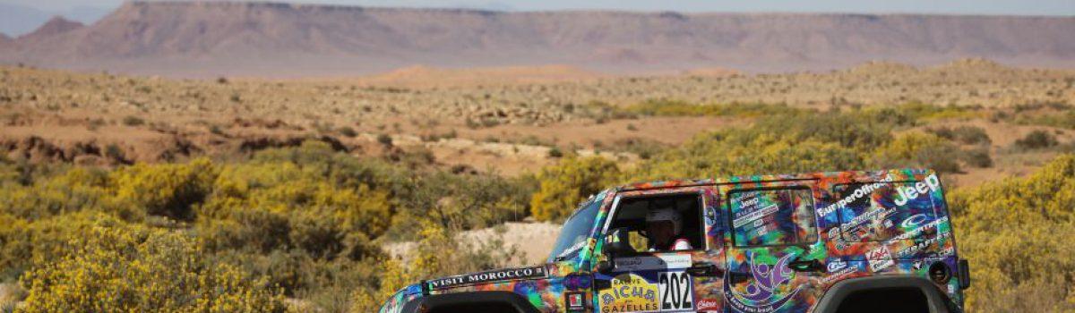 """Rallye Aicha: le """"Gazelles"""" del Marocco 2018"""