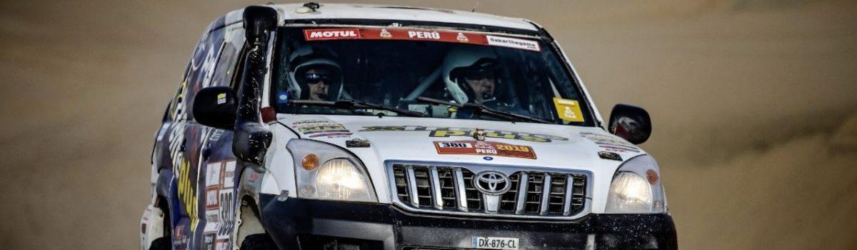 5^ tappa Xtreme+ alla Dakar 2019