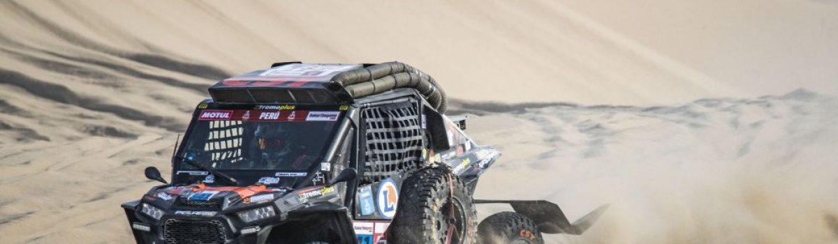 2^ tappa Xtreme+ alla Dakar 2019