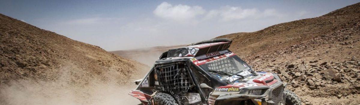 3^ tappa Xtreme+ alla Dakar 2019
