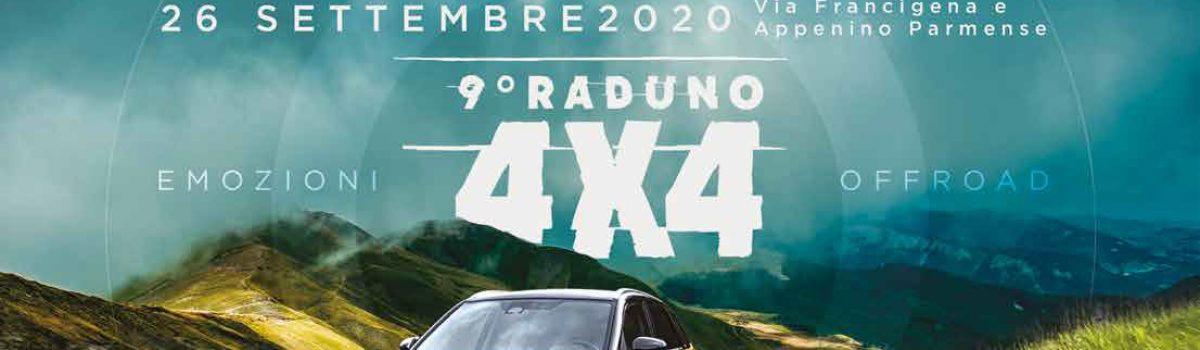 9° Raduno 4×4 Suzuki