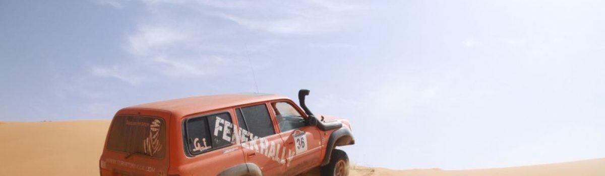 Fenek Rally, al via dal 24 al 28 Maggio l'edizione in Tunisia